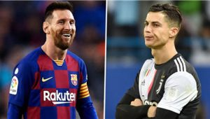 Messi: Ronaldo Stands Out In Football