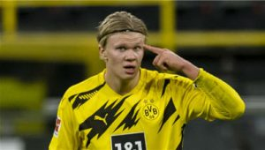 Manchester Clubs Race To Sign Haaland