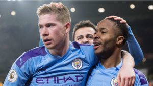 Sterling Stay Despite City Sign Grealish