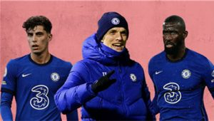 Chelsea Confident Of Win At Wembley