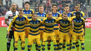 Parma Relegated From Serie A