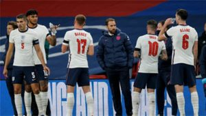 England Draw, Southgate Questioned