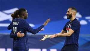 EURO: France Lost Dembele