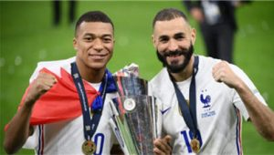 Mbappe Brought Glory To France